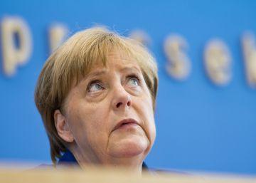 """Chanceler alemã disse que a Alemanha superará """"essa prova histórica"""""""