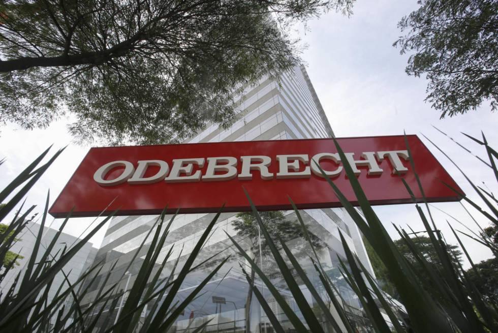Sede da Odebrecht em São Paulo.