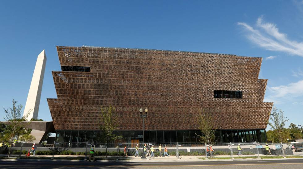 National Museum of African American History and Culture média preview in Washington
