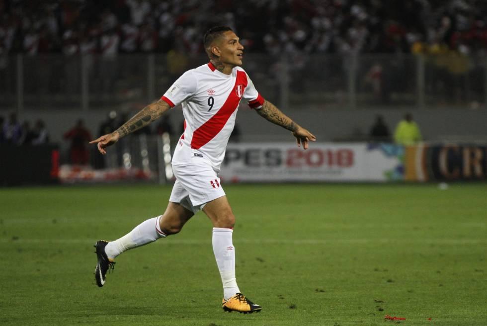 Guerreiro celebra um gol contra a Colômbia no dia 10 de outubro.