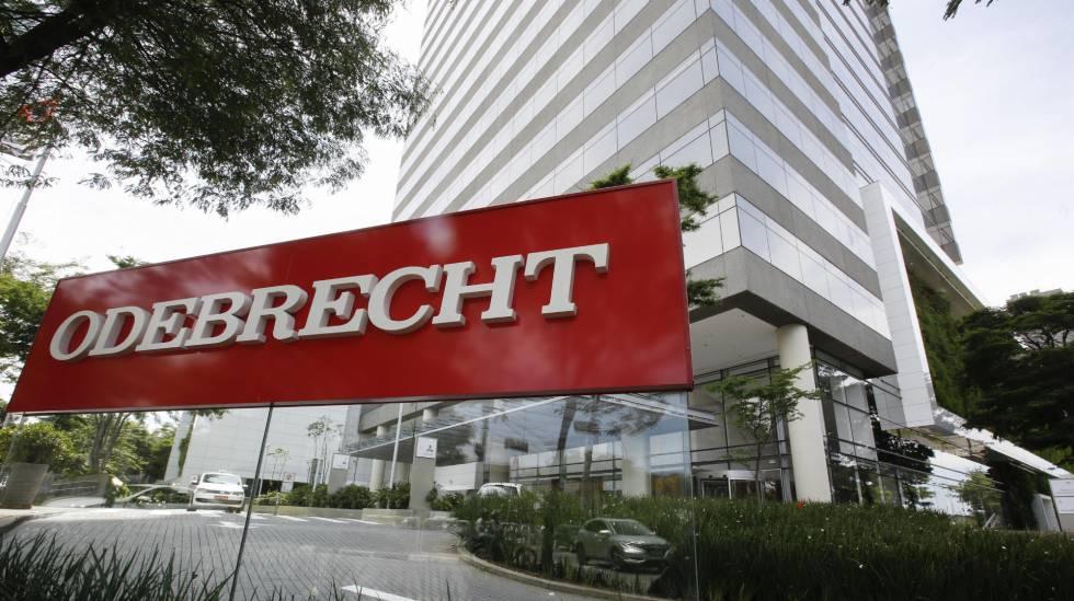 A sede da Odebrecht, em São Paulo.