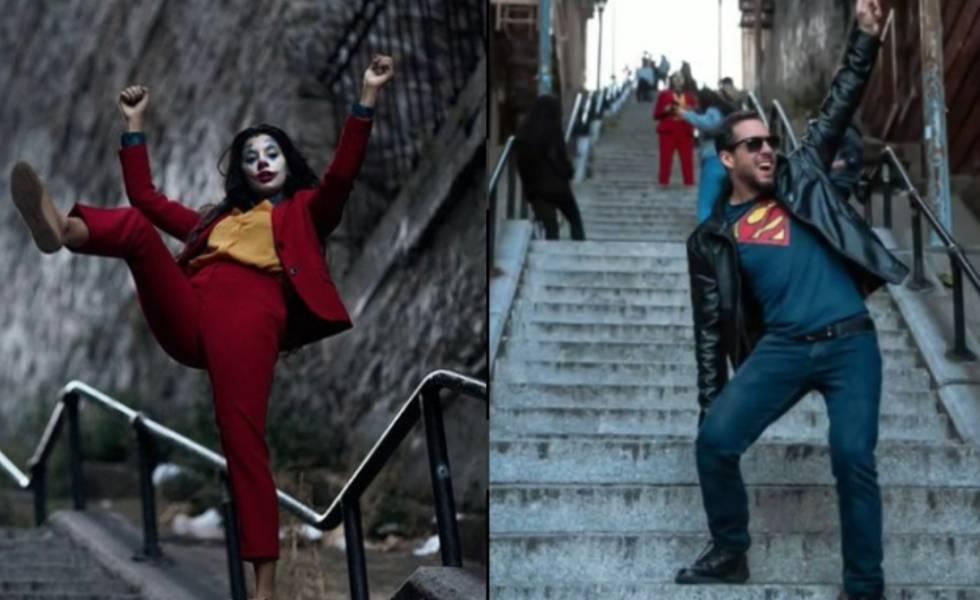 O filme 'Coringa' popularizou esta escadaria do Bronx como cenário para fotos do Instagram.
