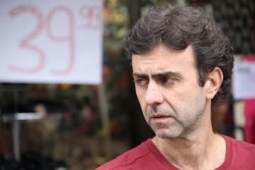 O deputado pelo PSOL Marcelo Freixo.