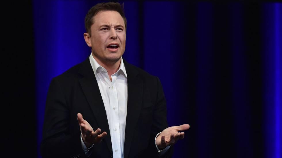Elon Musk, fundador da Tesla.