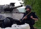 Dois pilotos ucranianos morreram depois que seus helicópteros fossem abatidos