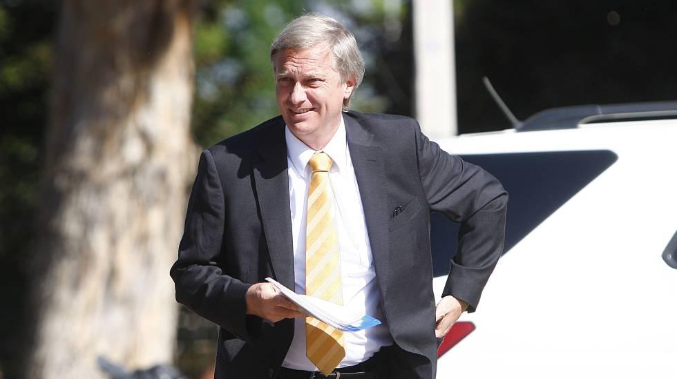 O candidato presidencial chileno José Antonio Kast.