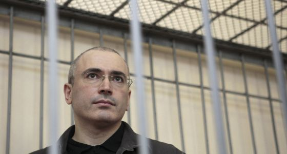 Jodorkovski, em agosto de 2008. / TATYANA MAKEYEVA (REUTERS)