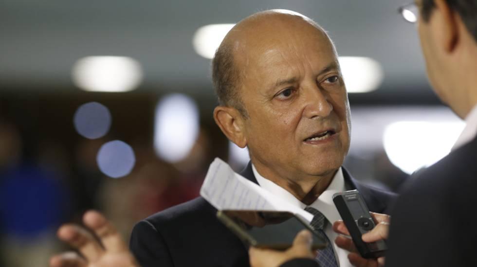 O deputado Lelo Coimbra, líder da Maioria na Câmara.