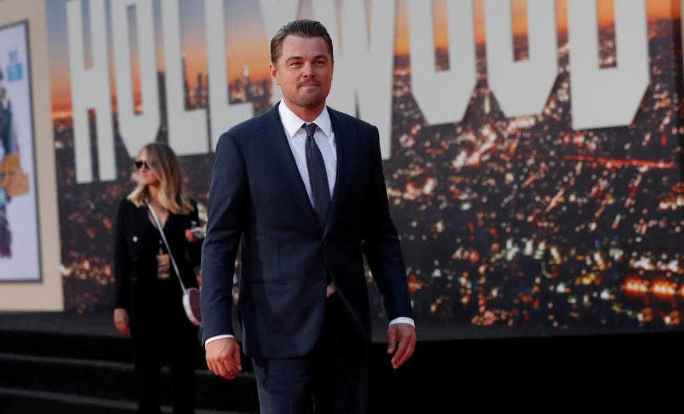 Ator Leonardo DiCaprio.