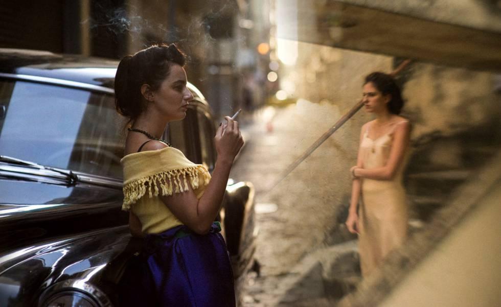 Cena de 'A Vida Invisível', que representará o Brasil na corrida do Oscar.
