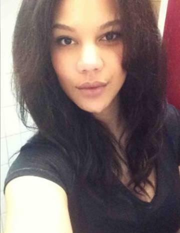 Laura, a holandesa detida no Qatar.