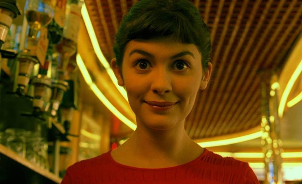 """Cena do filme """"O Fabuloso Destino de Amélie Poulain""""."""