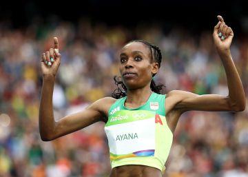 A etíope Almaz Ayana bate com diferença de 14s um recorde mundial mantido por 23 anos
