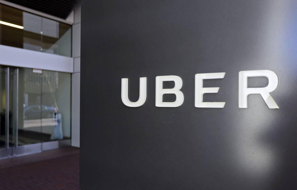 Sede do Uber em San Francisco.