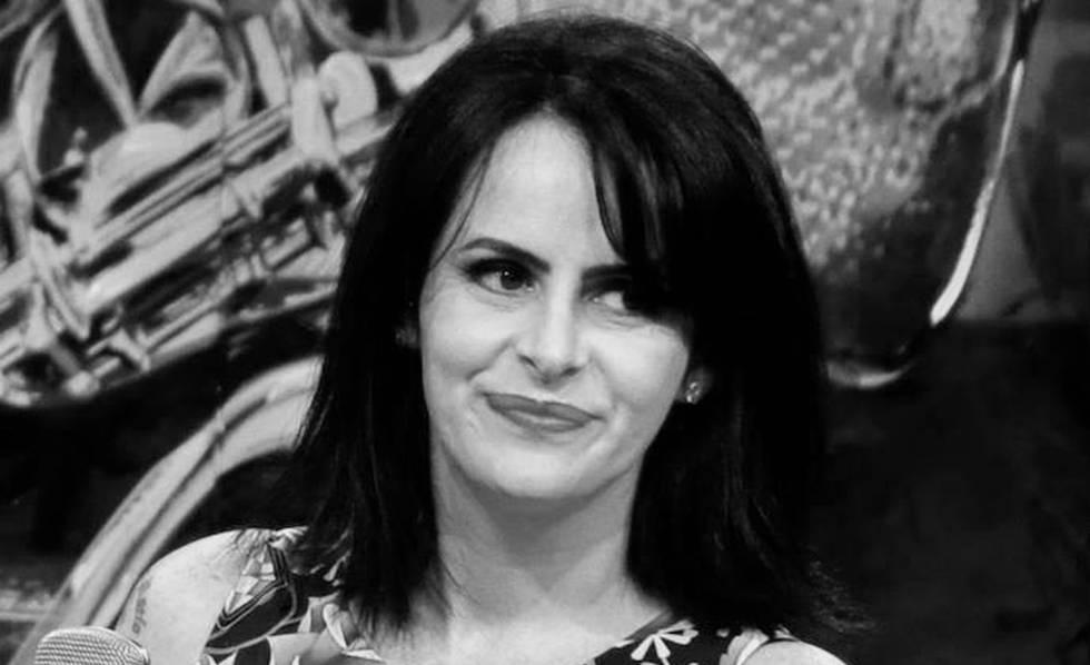 Fernanda Young em imagem de arquivo.
