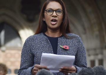 Gina Miller e Deir dos Santos, que processaram o Governo britânico por iniciar o processo de saída da UE sem contar com o Parlamento, acabam de vencer a batalha judicial