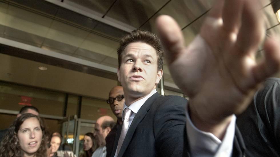 Mark Wahlberg, em 2001