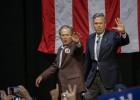 Ele está preparado , diz. Ex-governador da Flórida recorre à família depois dos maus resultados em Iowa e New Hampshire