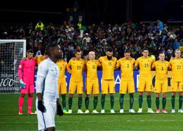 """Jogadores dispensam gesto de luto antes de jogo contra Austrália porque """"não pertence à sua cultura"""""""