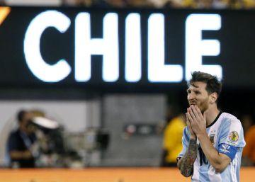 Apesar de sua decisão de se aposentar da seleção argentina não parecer irreversível, não se imagina no momento um interlocutor capaz de fazer o camisa 10 mudar de opinião