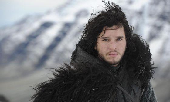 O personagem Jon Snow.