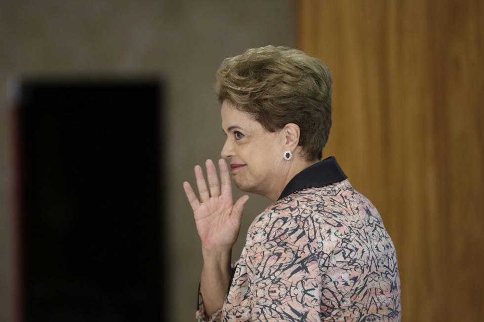 Rousseff no último dia 19.