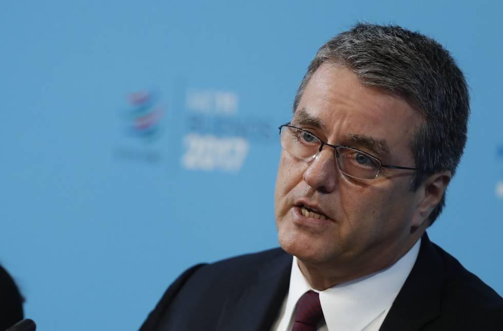 Roberto Azevêdo, diretor geral da OMC.