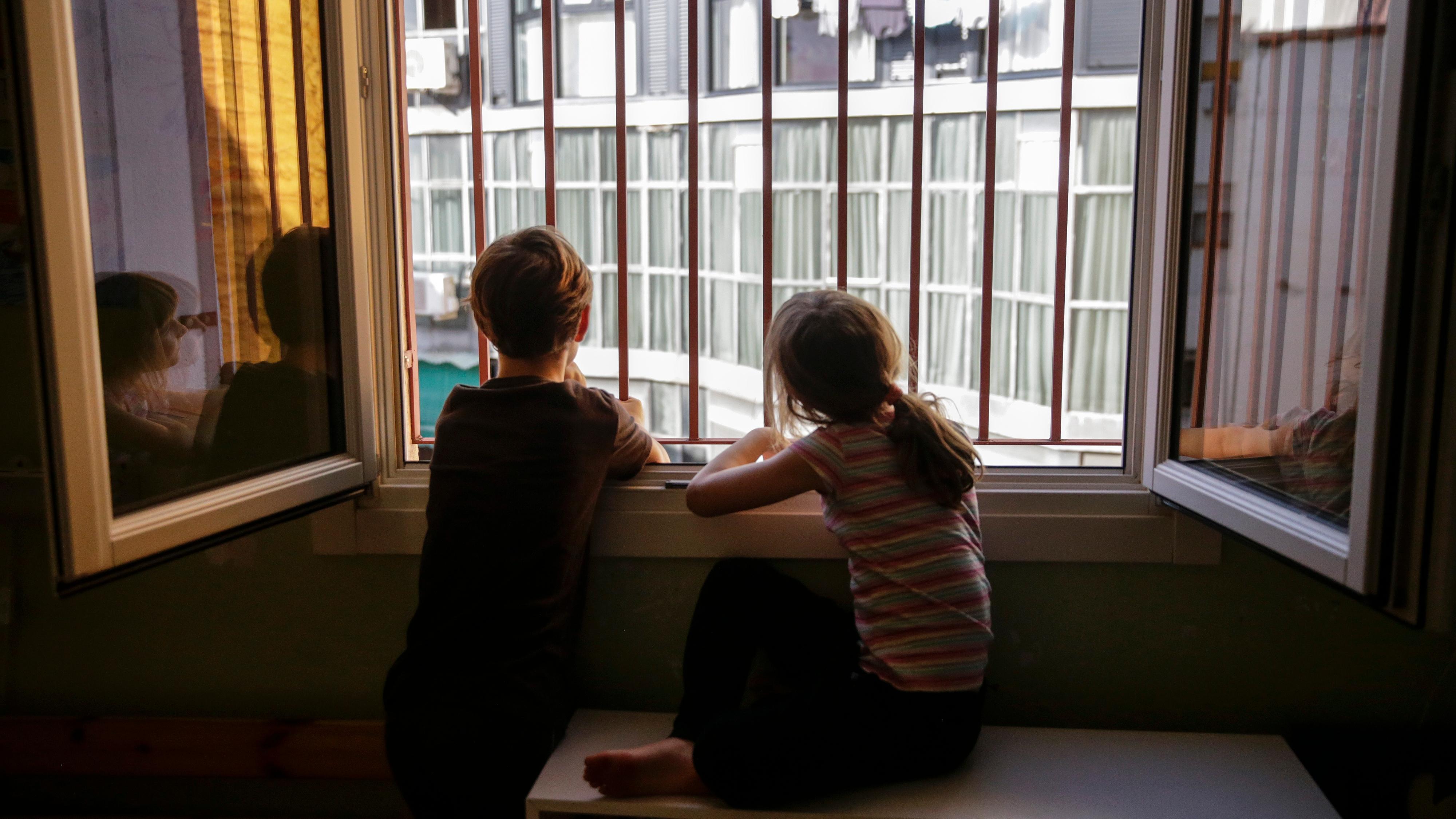 El coronavirus no se ceba con los niños, el confinamiento sí | Sociedad |  EL PAÍS