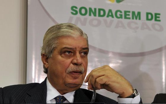 Miguel Jorge, quando ministro de Lula.