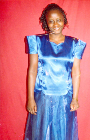 Ser madre en Kenia