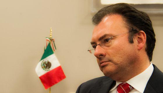 Luis Videgaray, secretário da Fazenda do Mexico.