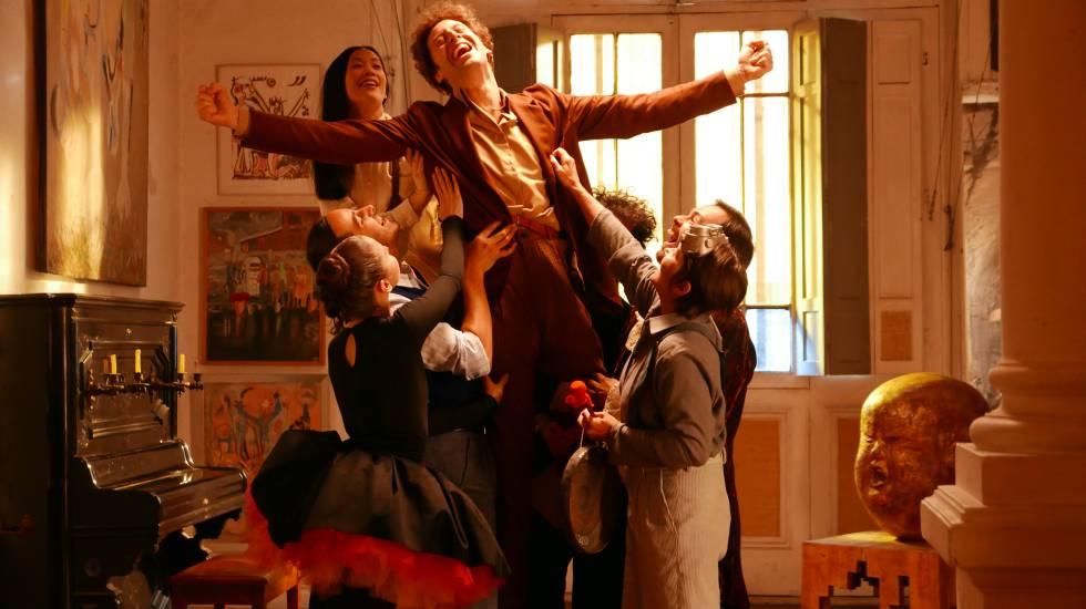 Cena de 'Poesía sin Fin', filme de Alejandro Jodorowsky.