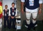 Pernas protéticas, disfarces, orquestras de 'boleros'... A polícia de Barajas (Madri) apreende uma tonelada de cocaína em 2014