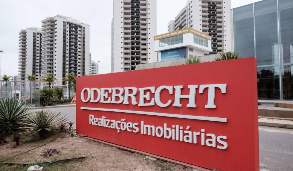 Um dos projetos da Odebrecht no Rio de Janeiro.