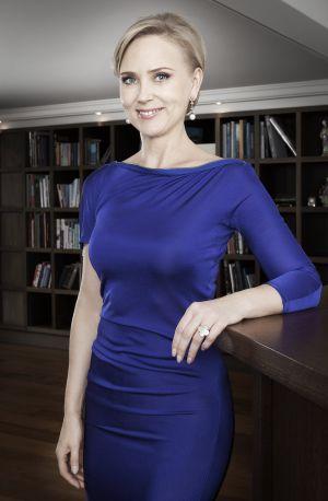 Elena Ribolovleva, em uma fotografia recente.