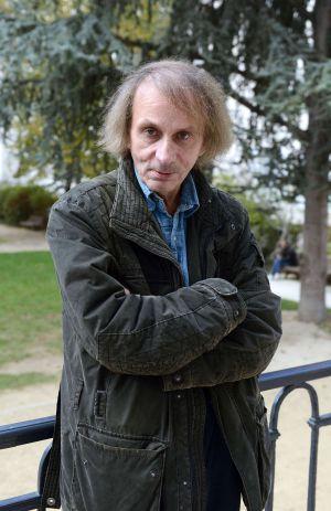 Houellebecq em 5 de novembro último.