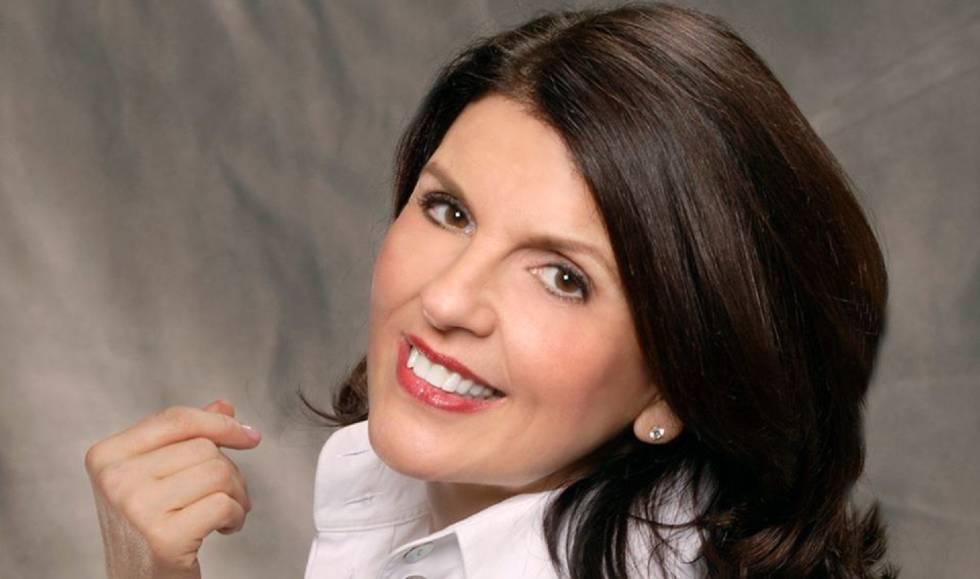 Susan Miller em sua foto de perfil no Facebook.