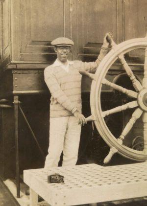 O escritor Mário de Andrade.
