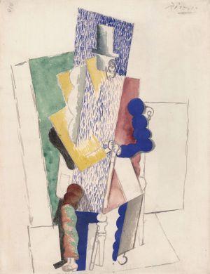 'L'Homme au Gibus', de Pablo Ruiz Picasso