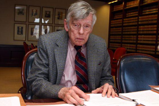 O juiz Thomas Griesa.