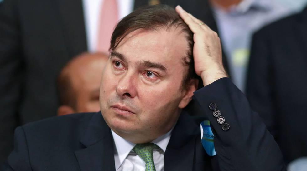 Governista, Rodrigo Maia se nega a defender o legado de Temer na eleição | Brasil | EL PAÍS Brasil
