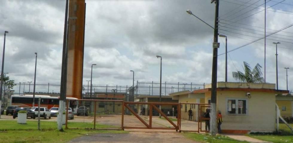Complexo de Santa Isabel, na zona metropolitana do Pará.