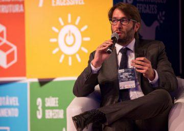 Bruno Brandão, diretor-executivo da Transparência Internacional, conversa com o EL PAÍS sobre o pacote de 70 medidas anticorrupção lançado por uma série de entidades em junho