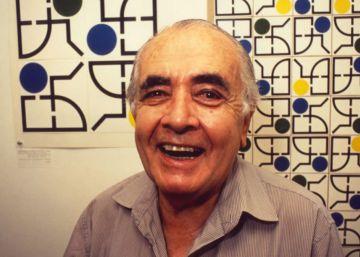Doodle do Google homenageia o centenário do artista plástico brasileiro que morreu em 2008