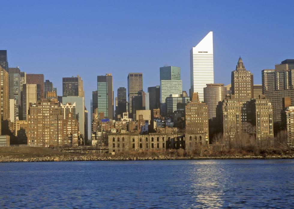 Reconhecível por sua silhueta branca no 'skyline' de Manhattan, o edifício Citicorp esconde uma das histórias mais truculentas do urbanismo norte-americano.
