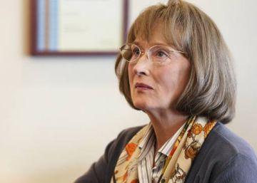 Sem muito mais para levar à boca, o mais divertido de 'Big Little Lies' foi a especulação em torno da composição da personagem de Streep