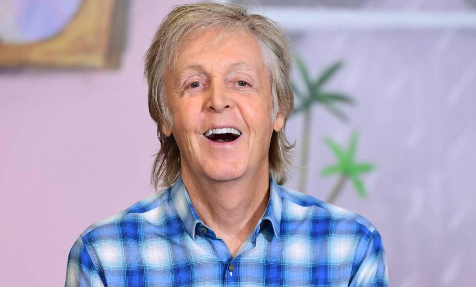 Paul McCartney, em Londres, em setembro passado.