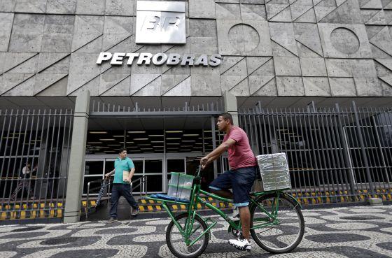 Sede da Petrobras no Rio.