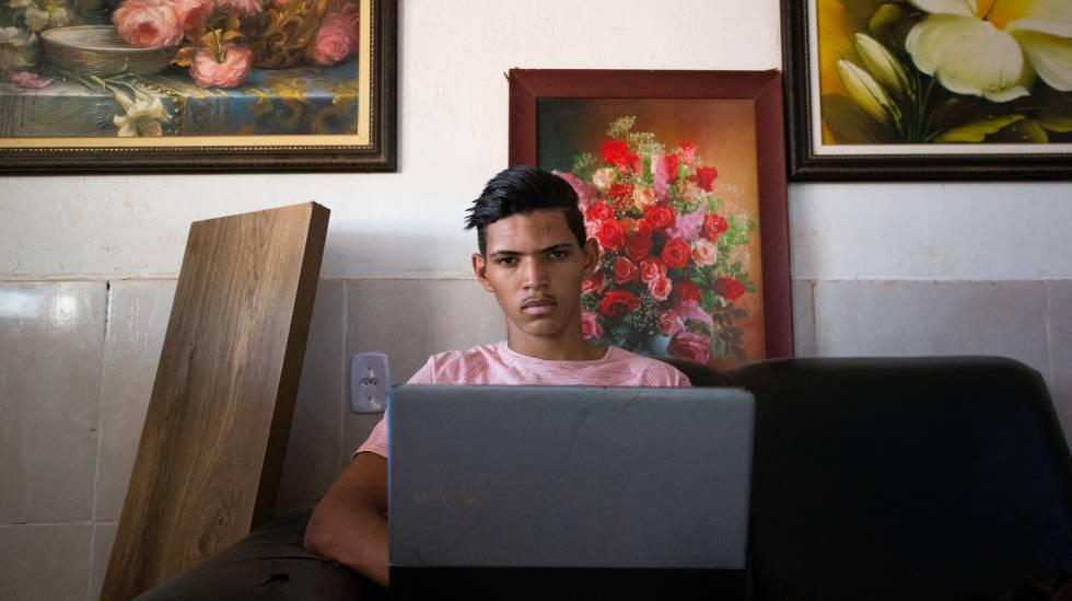 Kadmiel Pereira, estudante, morador de Brasília.