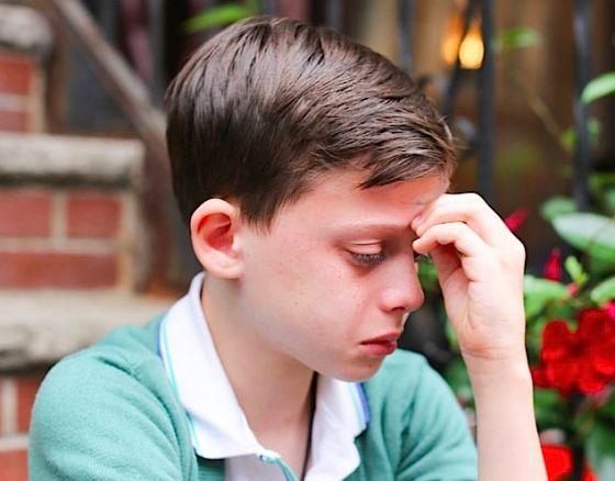 A imagem da polêmica. Humans of New York